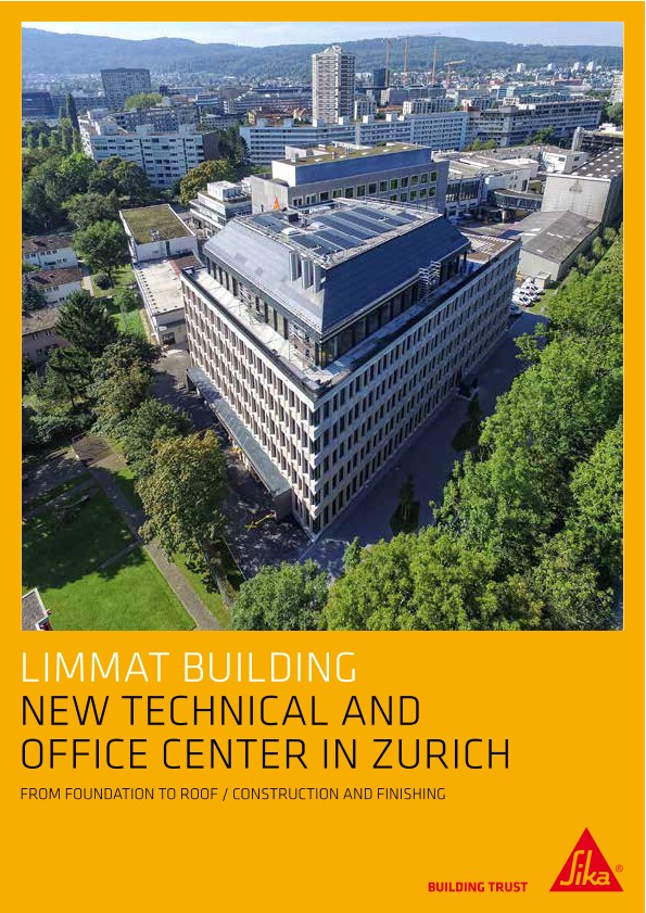 Limmat Technical and Office Center in Zurich